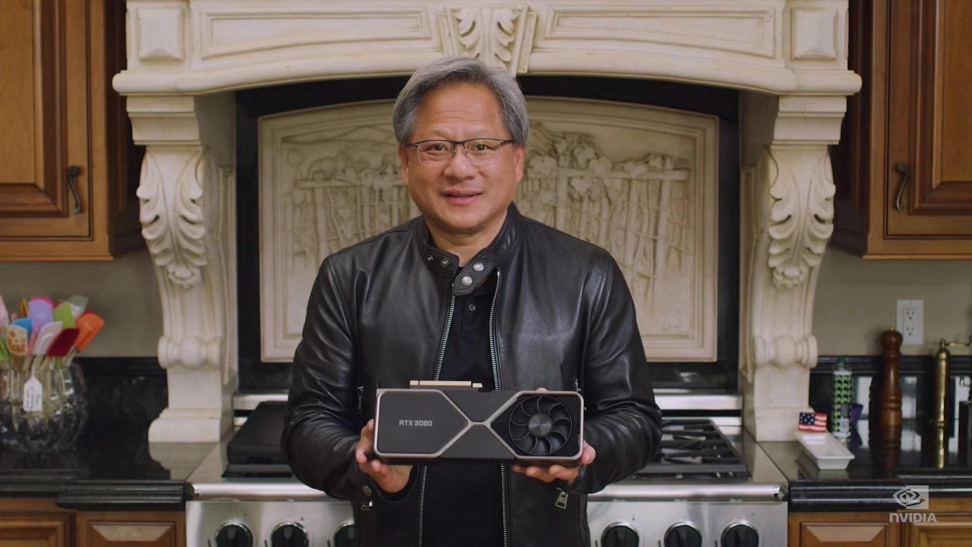 NVIDIA发布RTX 30系列显卡,RTX 3090售价11999元