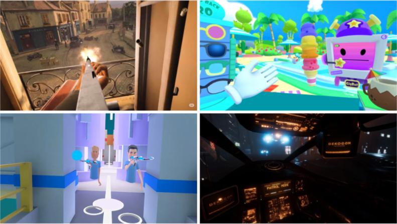 盘点9款将于2020年发布的精品VR游戏
