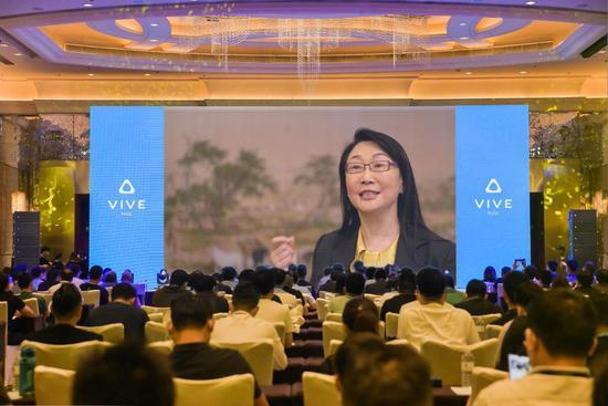 HTC CEO受疫情影响辞职,王雪红将再度接任