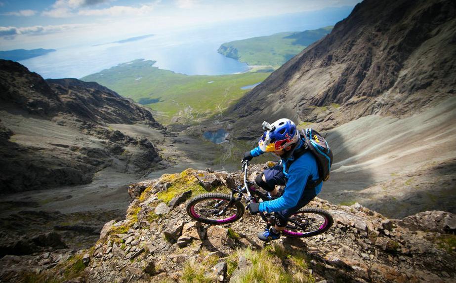 VR山地自行车模拟器发布:与极限攀爬自行车大神Danny MacAskill共路
