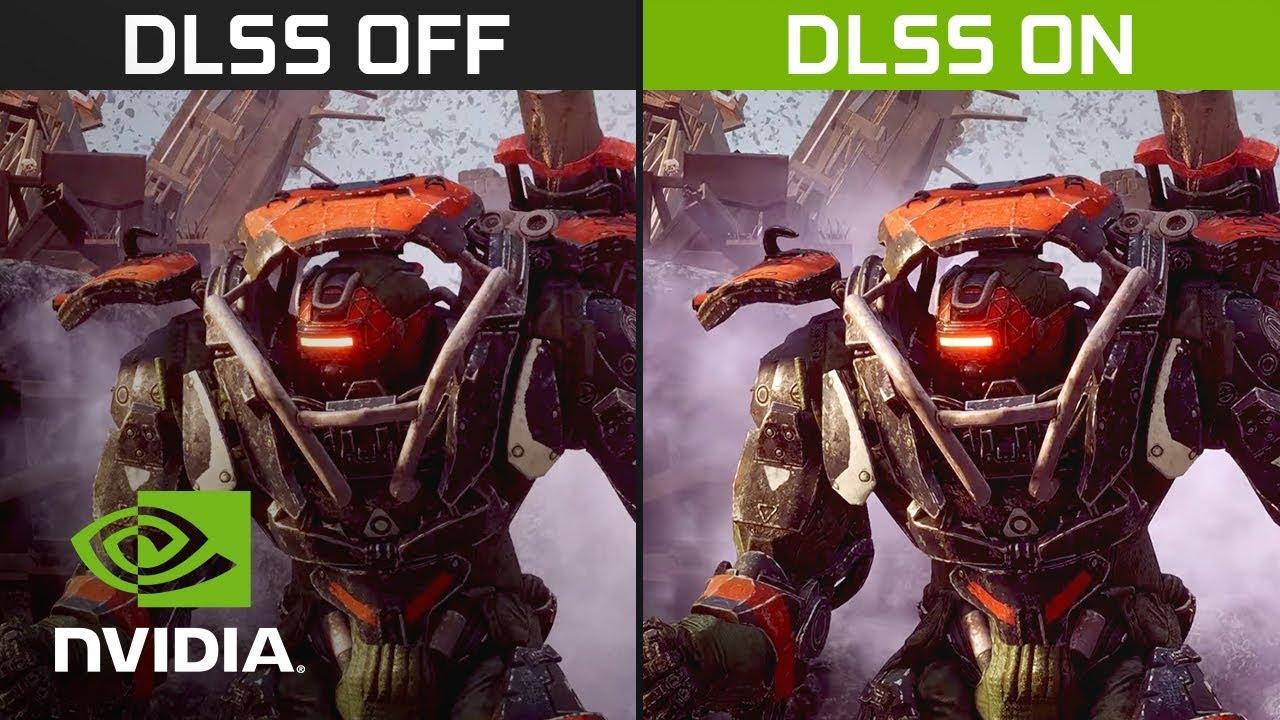NVIDIA的DLSS 2.1超级采样现已支持VR