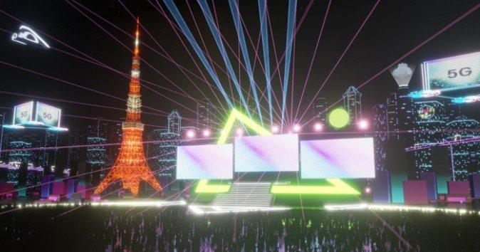"""""""虚拟东京铁塔""""将在11月正式开幕"""