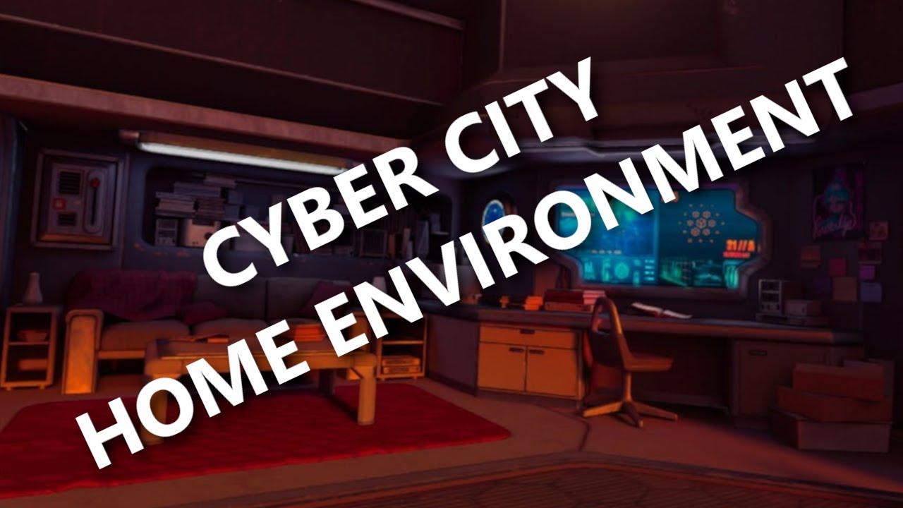 Oculus Quest推出新的虚拟现实环境《虚拟城市》