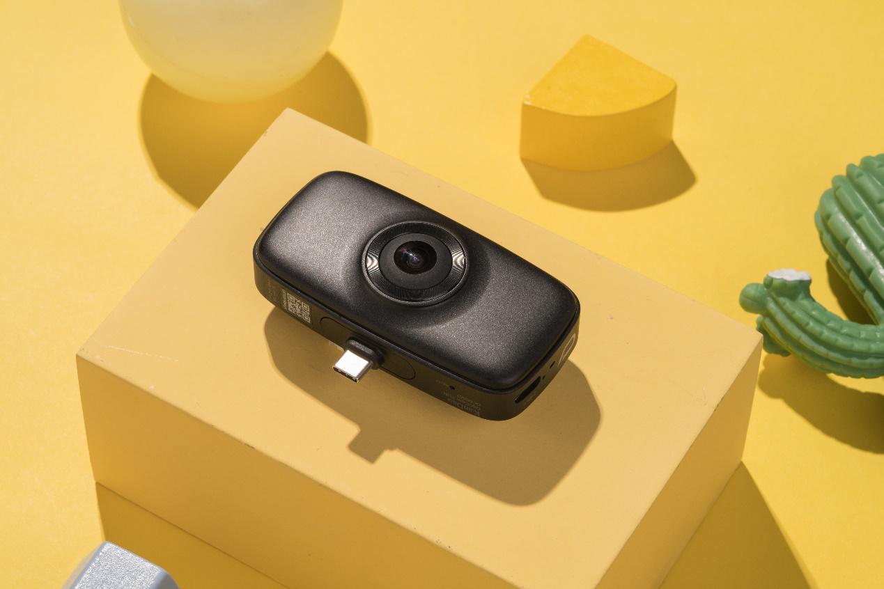 看到科技发布QooCam FUN酷看新机,主打Vlog及短视频领域
