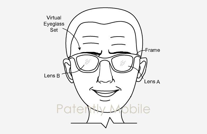 谷歌AR眼镜新专利曝光:采用光场相机,外形设计贴近普通眼镜