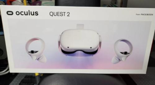 Quest 2包装盒信息泄漏,捆绑发售的VR游戏阵容被曝光