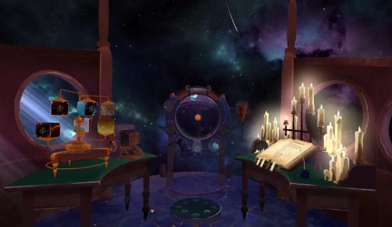 灵感来源于《小王子》的VR游戏《Stargaze》现已提供演示