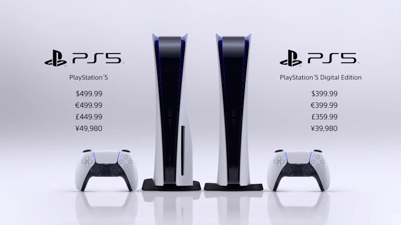 PS5发布会:主机蓝光版499美元,无光驱版399美元,《最终幻想16》、《生化危机8:村庄》等超30款游戏内容悉数亮相