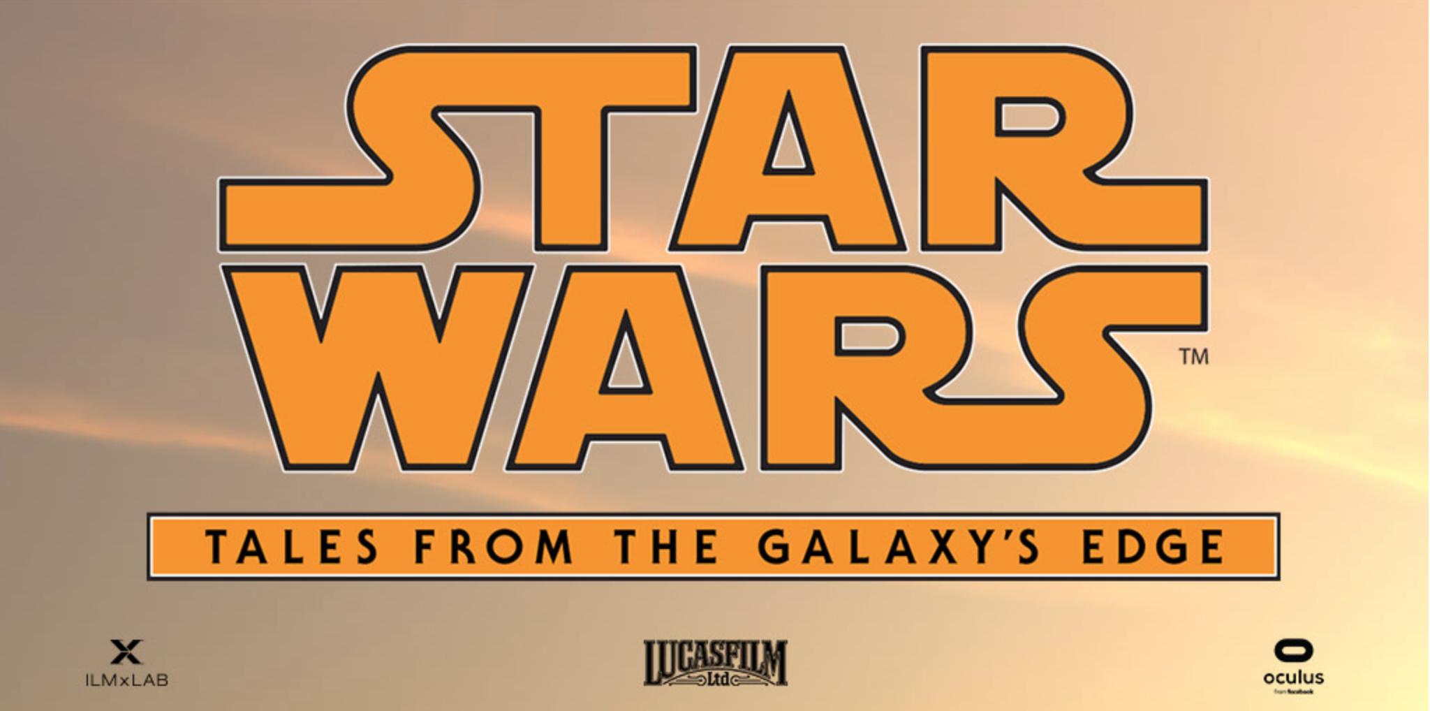 《星球大战:来自银河边缘的传说》即将在年底推出