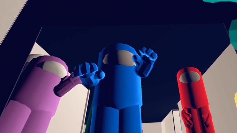 考验友谊的游戏《我们之间》有了VR版