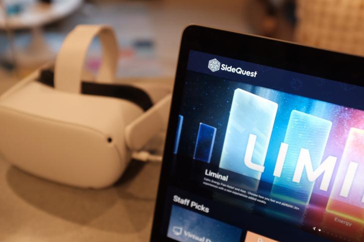 SideQuest获65万美金的种子投资,其中Oculus创始人参投