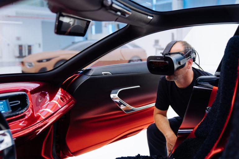 起亚汽车采用Varjo远程协作XR技术,以推动汽车设计可视化流程发展