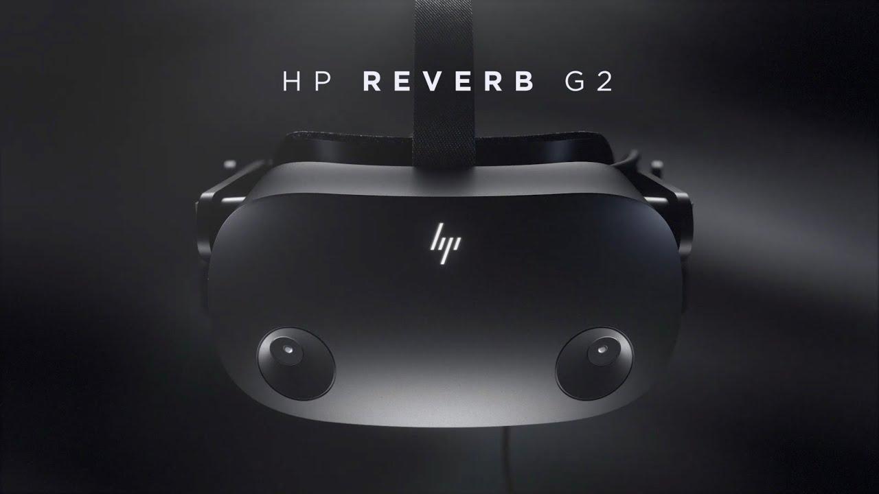 惠普Reverb G2将于11月和12月向预购者发货