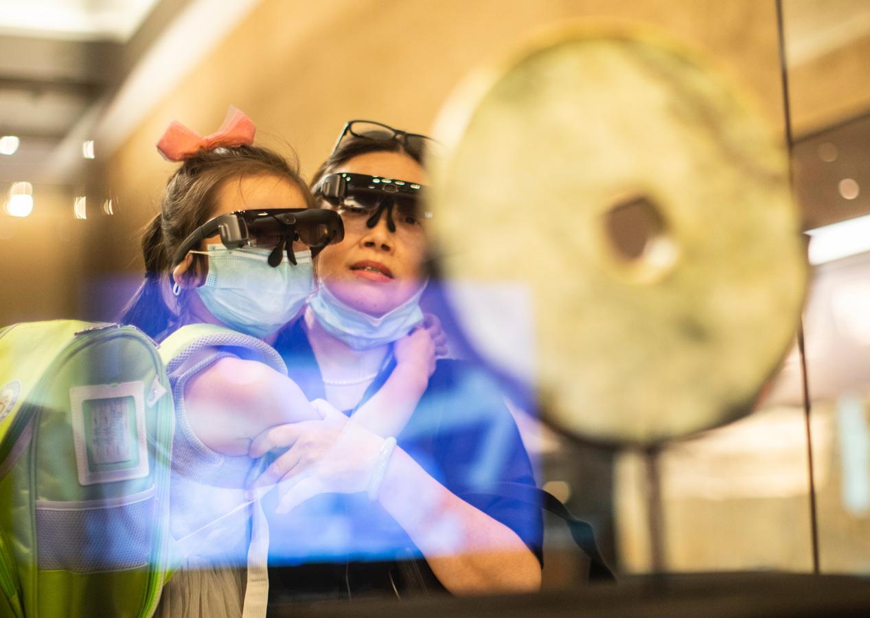 "Rokid Glass 2在良渚博物院投入运营,让千年文化""活""起来"