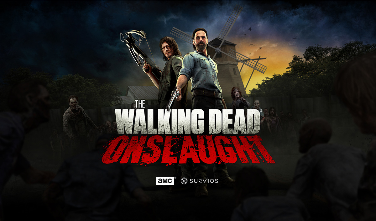 《行尸走肉:猛攻》现已上线Oculus、Steam和PSVR平台