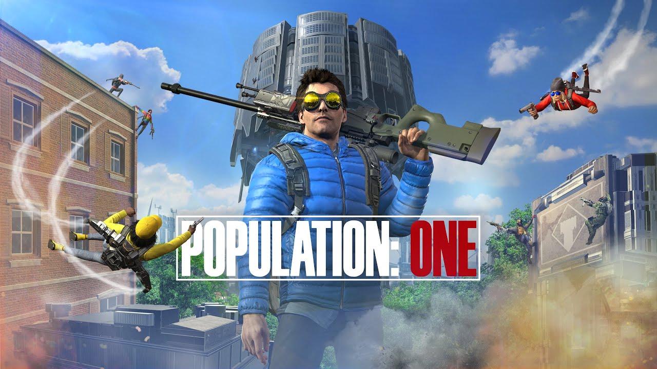 VR吃鸡游戏《Population: one》将于10月22日上线