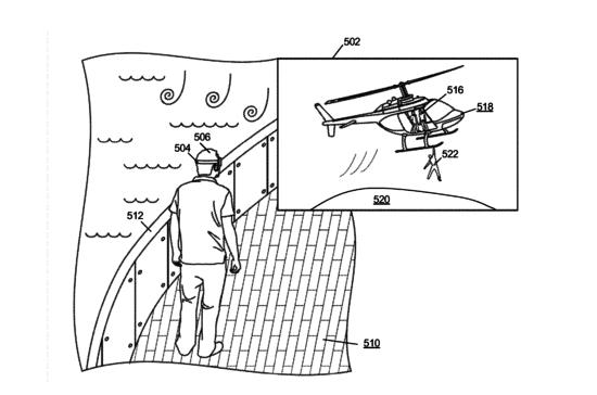 迪士尼新VR系统专利曝光:可将虚拟内容与真实环境运动相结合