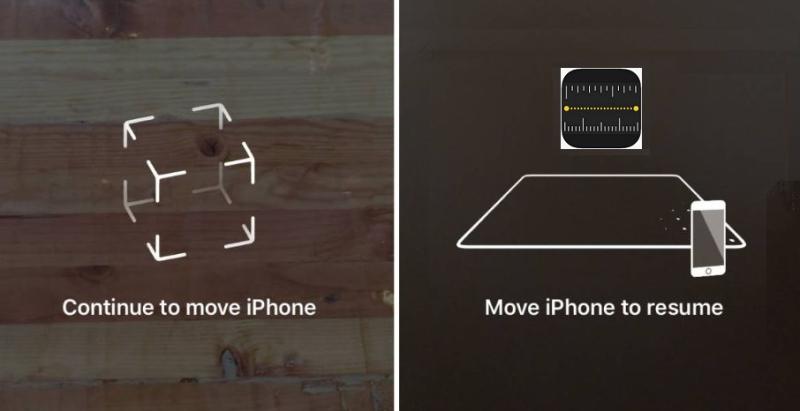 苹果新专利曝光:其AR测量应用Measure或将支持苹果手表及智能眼镜