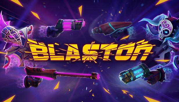 VR射击游戏《Blaston》推出1v1对战创意玩法