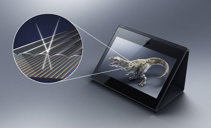 索尼推出4K裸眼3D显示器,无需配戴3D眼镜即可看到3D效果