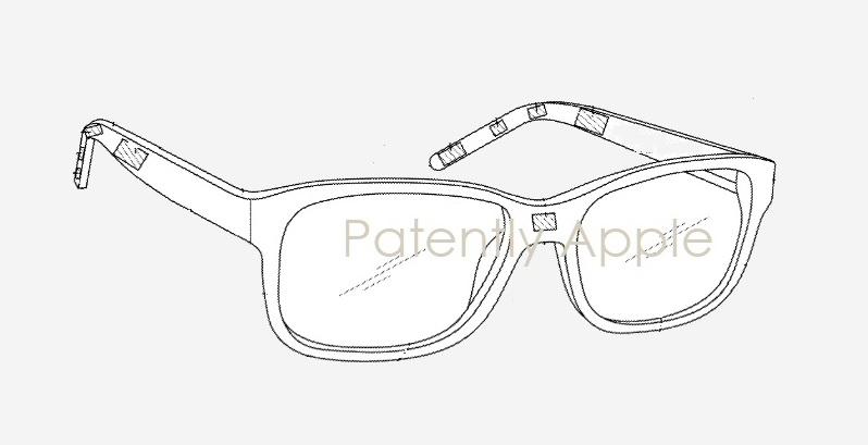 苹果新专利显示,其未来智能眼镜或HMD将能检测用户生物医学数据