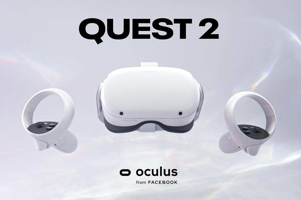 Facebook:Quest 2销售速度快于Quest并且超出预期