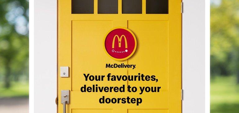 麦当劳在加拿大推出万圣节AR活动,用户可通过活动获得优惠