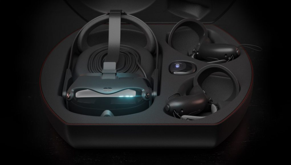 DecaGear PC VR头显带面部、臀部追踪,单眼分辨率2160×2160,售价仅450美元