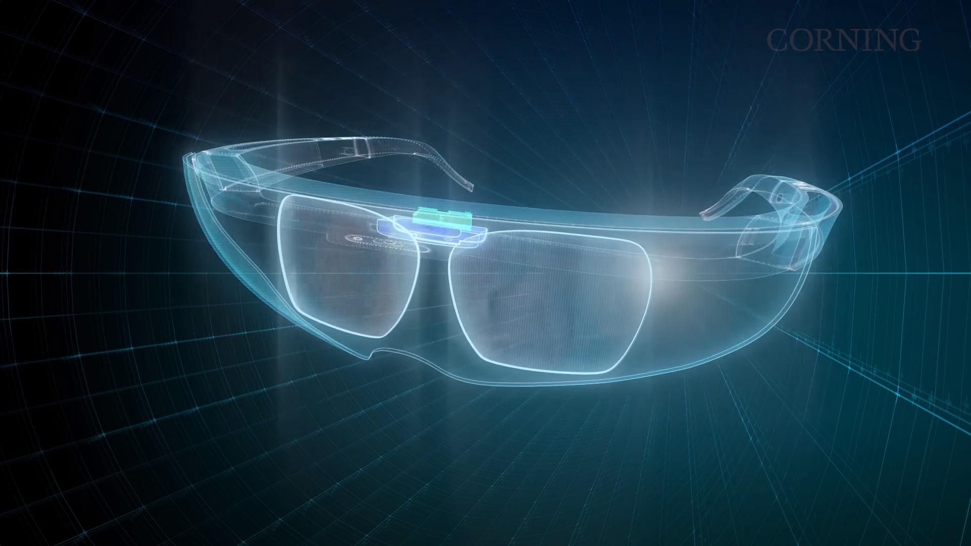 大猩猩玻璃制造商康宁和Pixelligent合作开发消费级AR头显光学器件