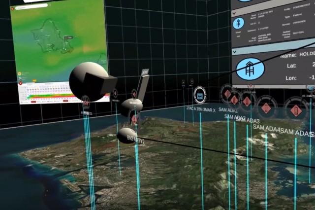 美国陆军推出士兵决策系统,可在沉浸式XR环境中填充复杂数据