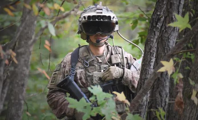 美国陆军完成IVAS系统实战测试,将于2021年为士兵装备40000套头显设备