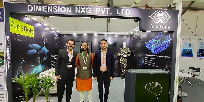 印度AR / VR硬件创企AjnaLens宣布完成100万美元融资