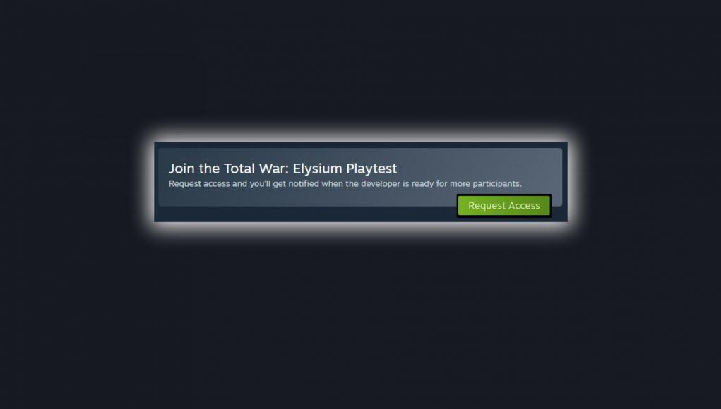 Steam即将上线Playtest以方便开发人员进行Beta测试