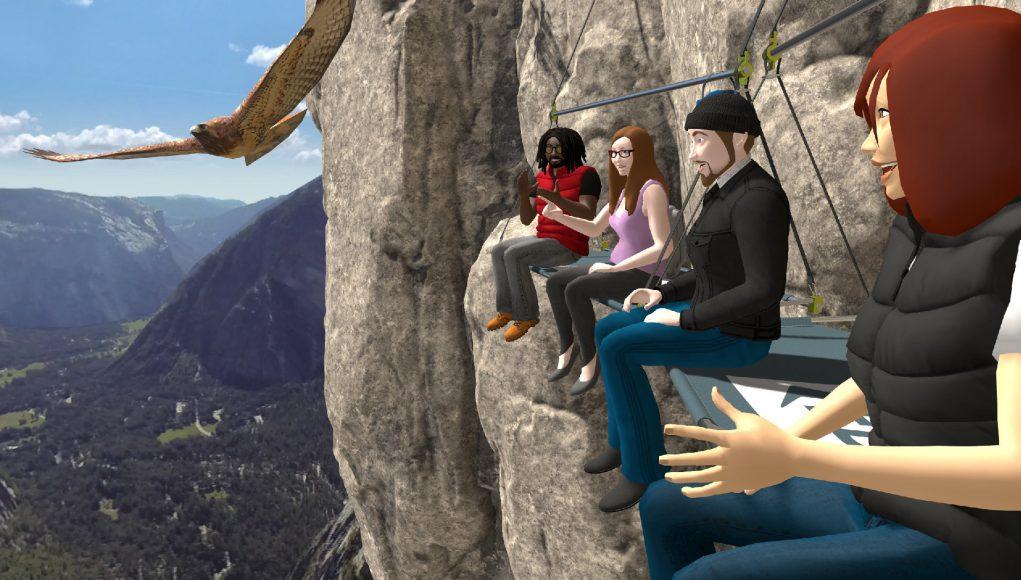 社交平台《 vTime XR》上线Oculus Quest