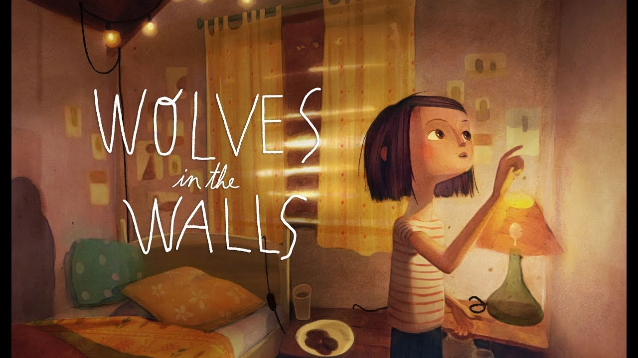 VR动画《墙里的狼》即将上线Oculus Quest