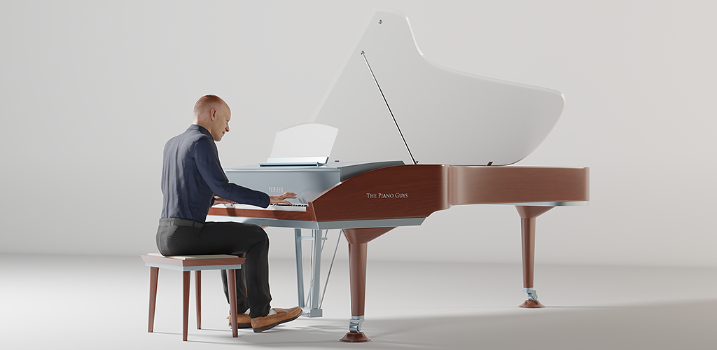 《AR 钢琴家》:一款能让专业钢琴家为你独奏的应用程序