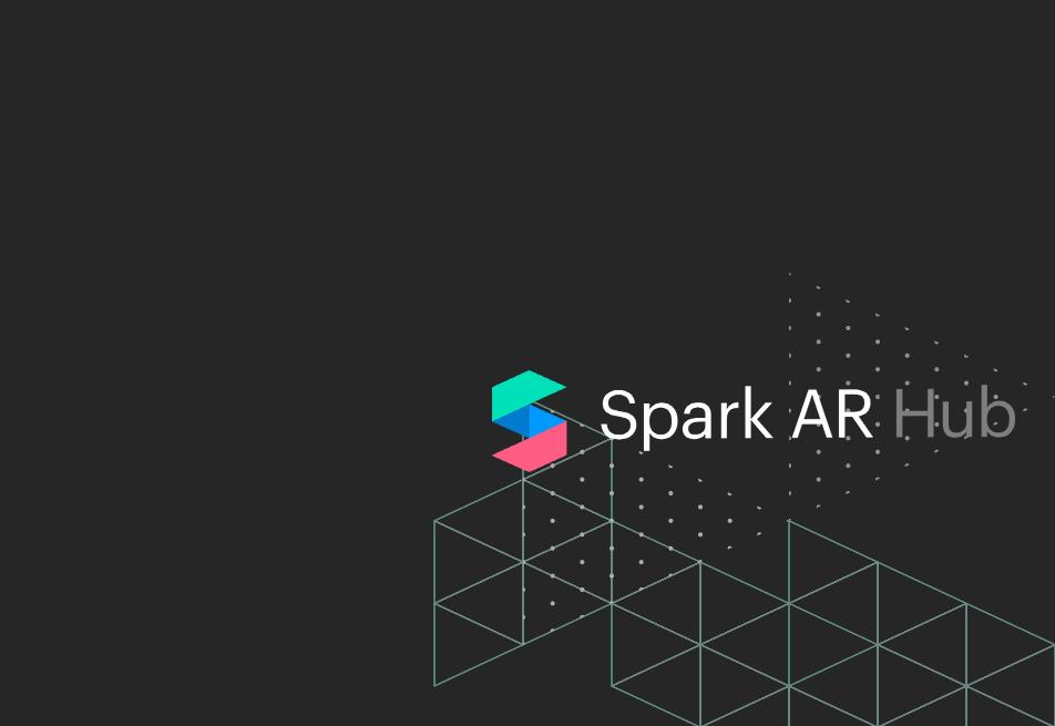 Spark AR 统整特效发布