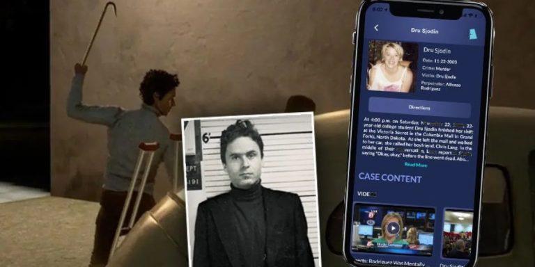 AR应用程序《CrimeDoor》让用户探索真实犯罪现场