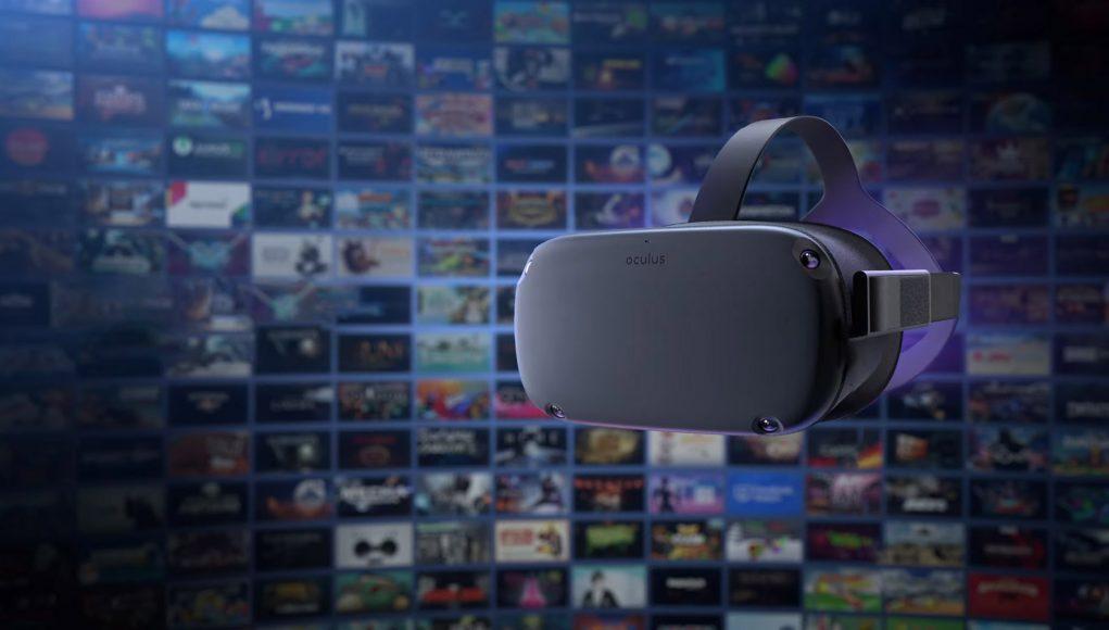 2020年11月评论数和评分最高的Quest游戏与应用程序