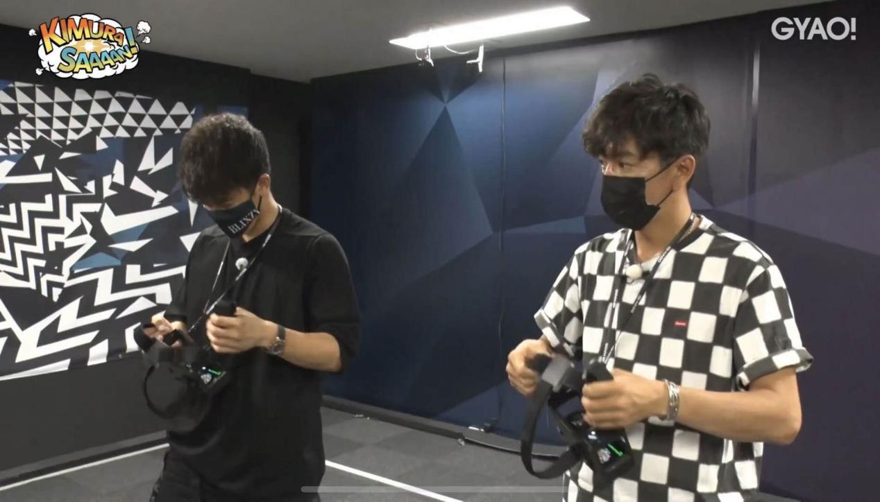 """木村拓哉也沉迷的AR项目?日本HADO AR如何定义新的AR体育""""运动"""""""