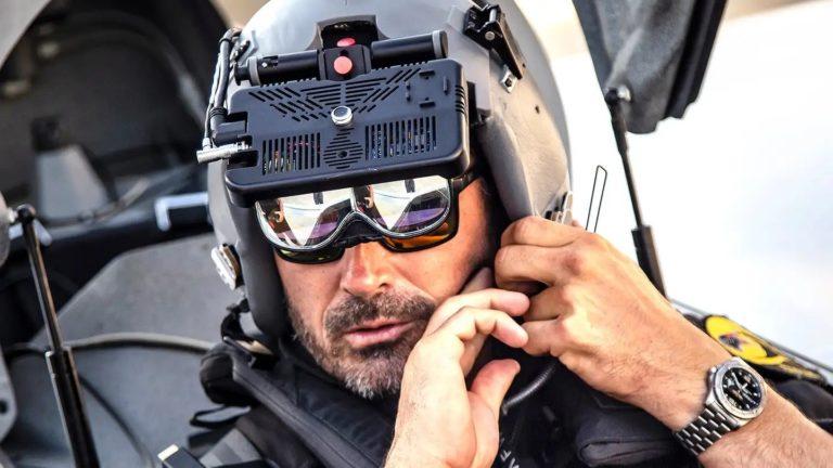 Red 6利用AR技术与人工智能制作AR空战训练方案