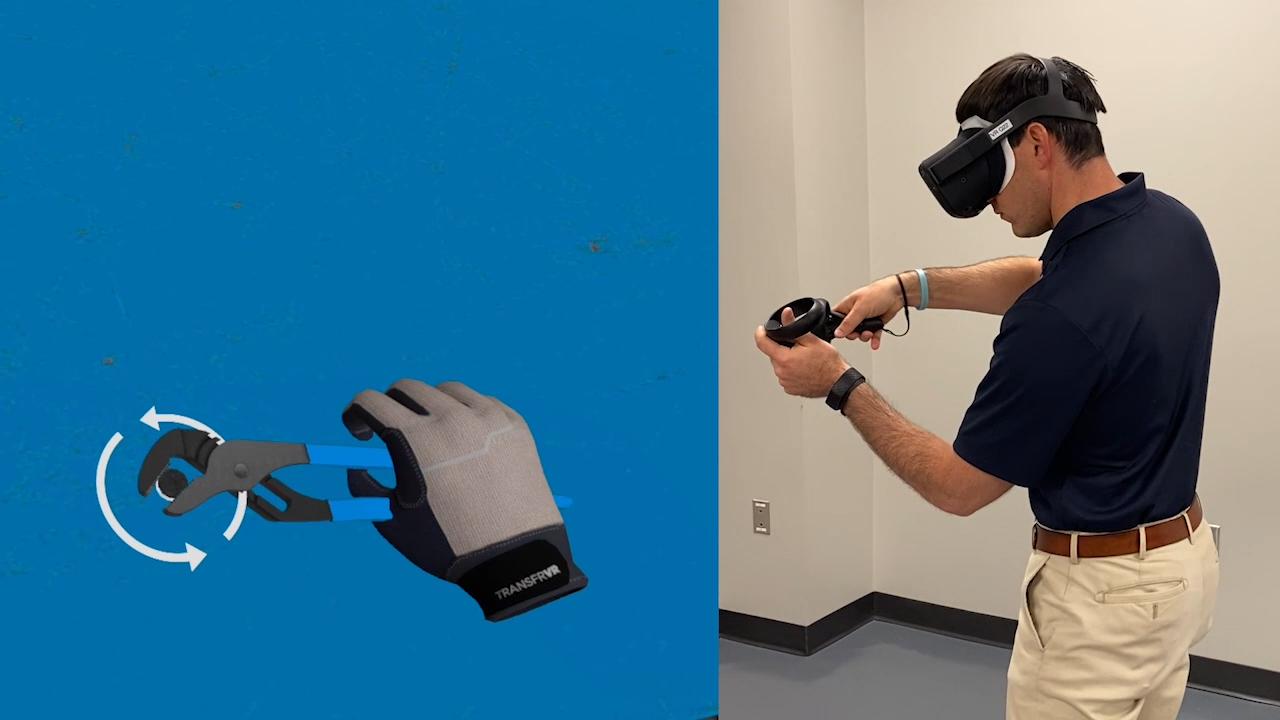 VR培训创企Transfr宣布获1200万美元A轮融资