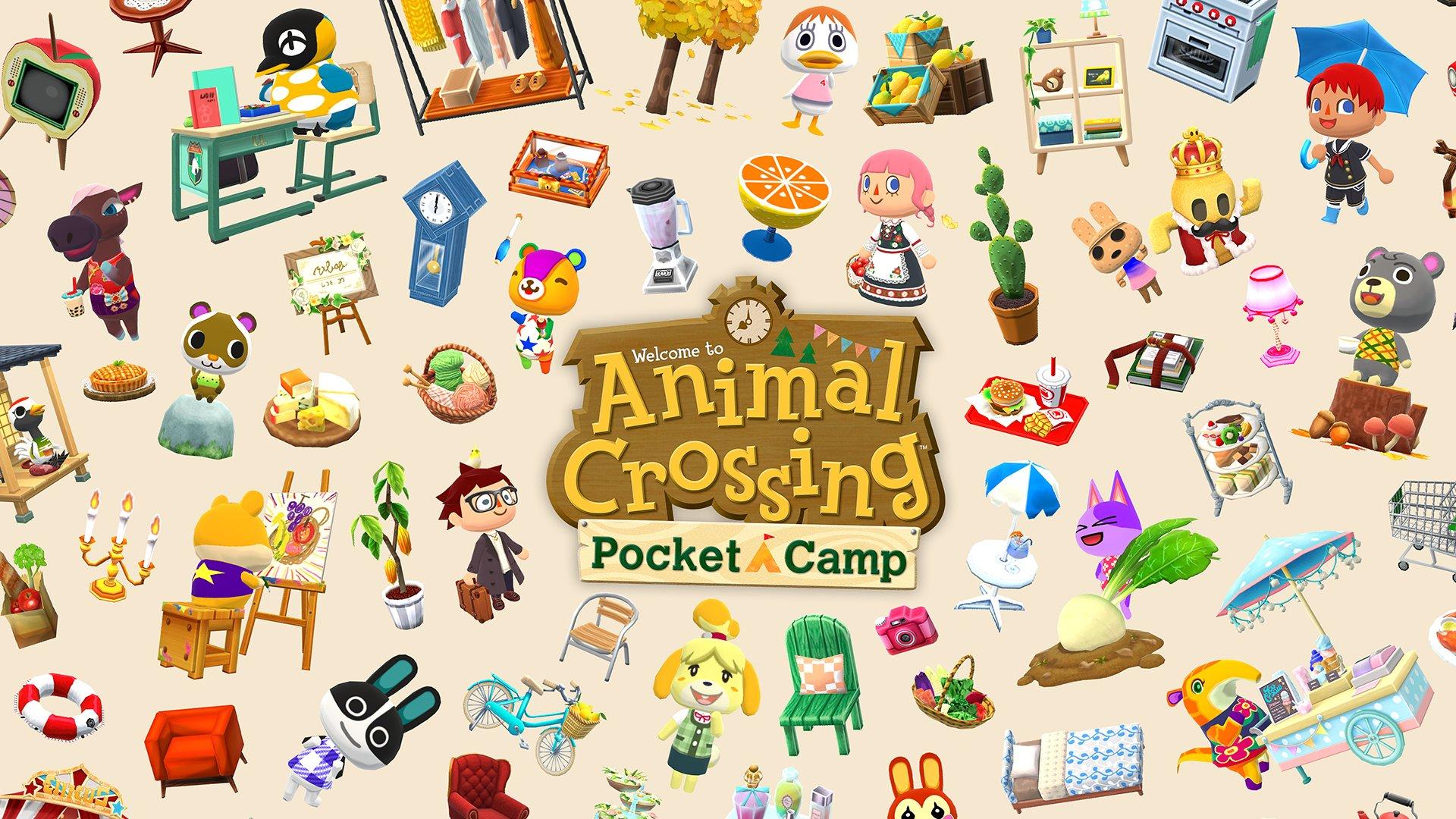 任天堂为《动物之森:口袋营地》增加AR模式,并提供一个月免费订阅套餐