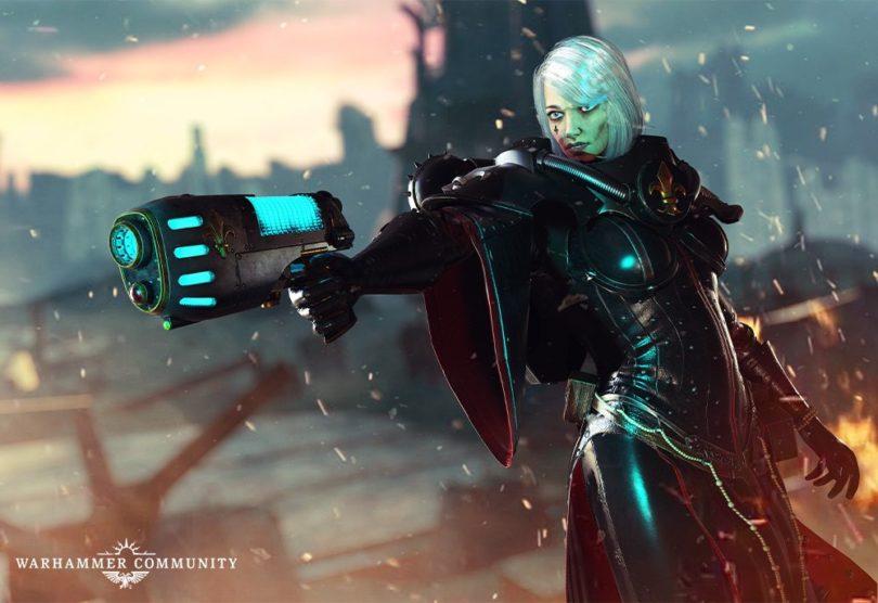 Pixel Toys创意总监:解读旗下VR新作《战锤40K:战斗姐妹》内容及开发细节