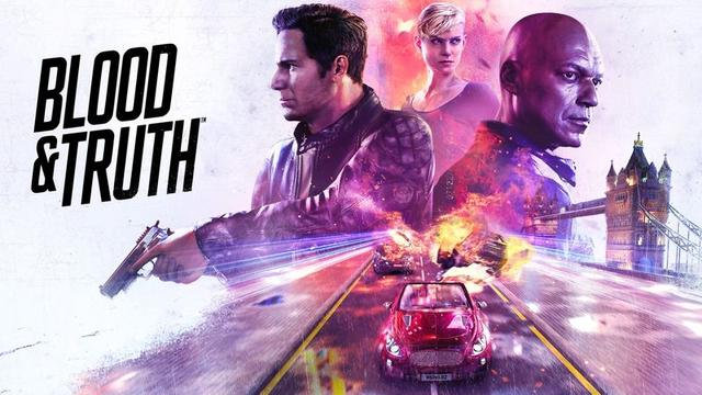 PSVR独家游戏《Blood&Truth》现能在PS5上以4K分辨率、90帧率运行