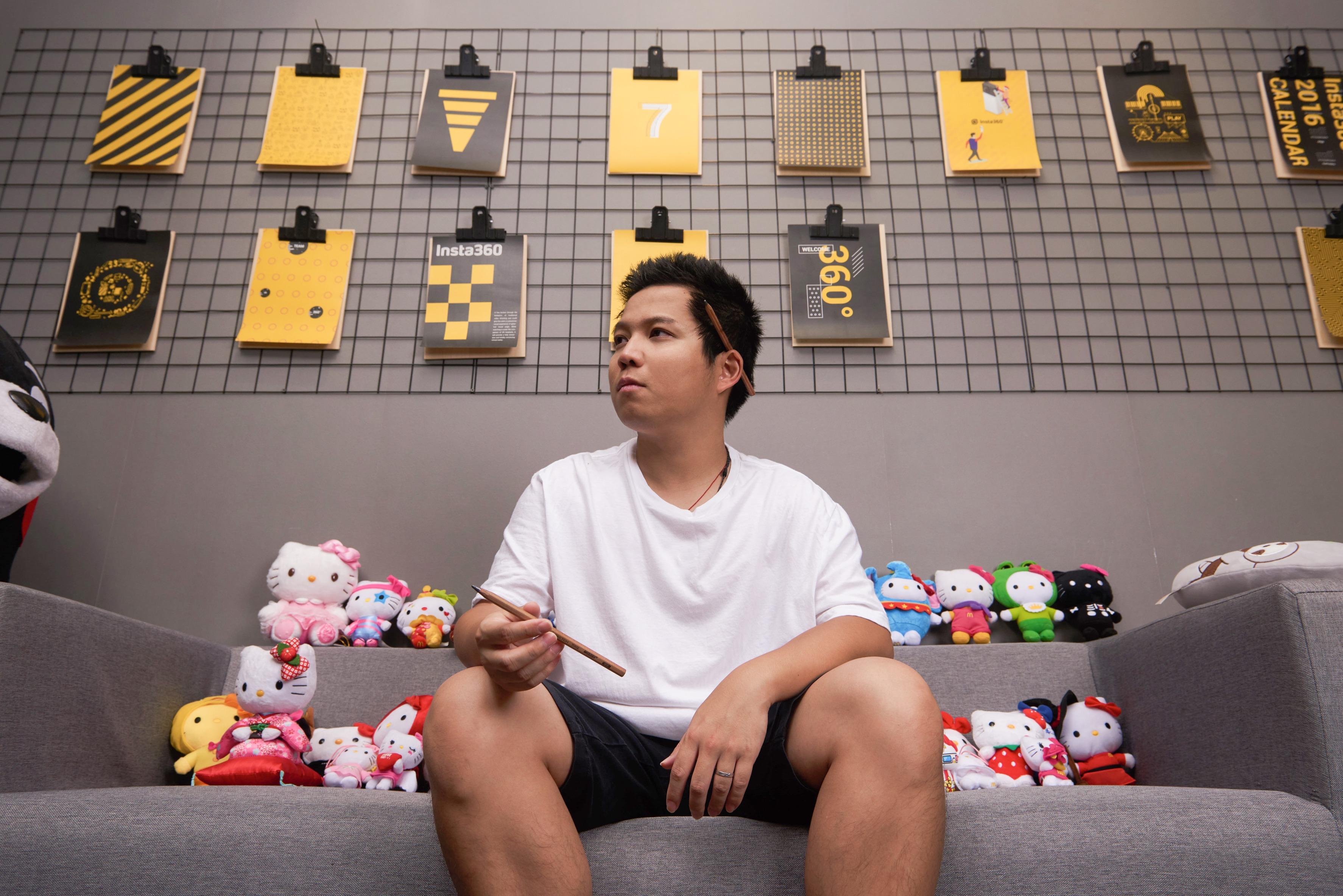 【FBEC2020】专访Insta360影石创始人刘靖康:如何用5年实现全景突围
