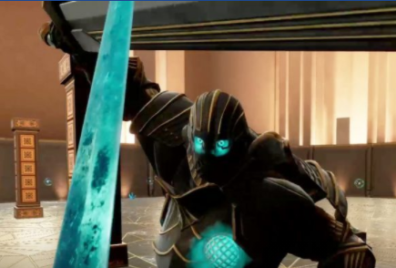 VR剑斗动作游戏《 Sargs of Gargantua》将于12月8日登陆PS VR