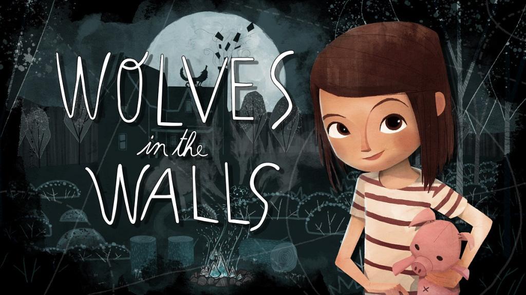 VR动画《墙壁上的狼》主角Lucy通过AI技术与粉丝对话
