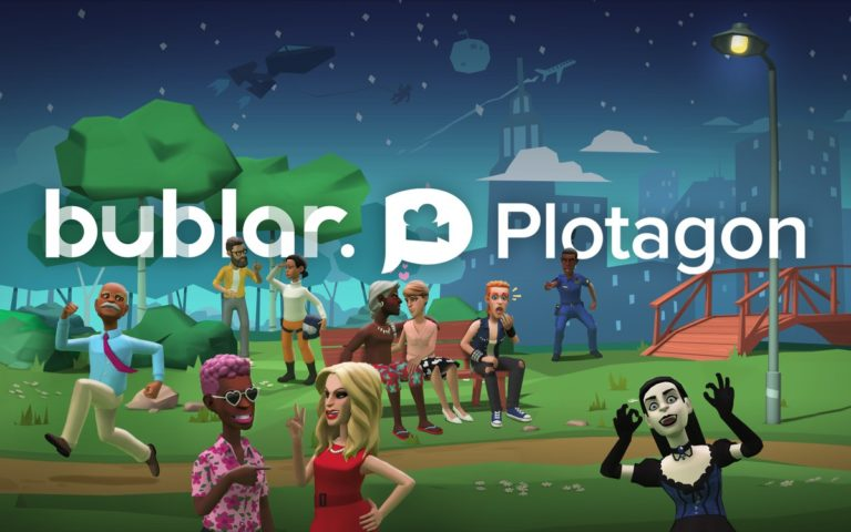 北欧XR公司Bublar Group宣布收购3D动画开发商Plotagon Production