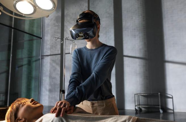 Varjo发布专业级别XR-3和VR-3头显一体机:突破VR和AR之间的界线